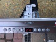 Neff Edelstahl vollintegrierbare Spülmaschine XL