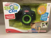 Kinder Show cam digital Kamera