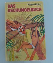 DAS DSCHUNGELBUCH - Buch