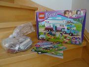 Lego friends 41125 Pferdeanhaenger und