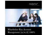 Mitarbeiter Key Account Management m