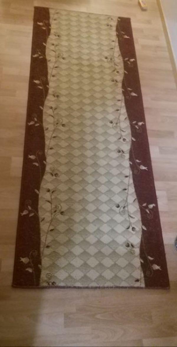 Teppich sehr gepflegt