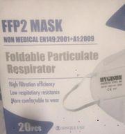 FFP2 Atemschutzmaske CE Zertifiert