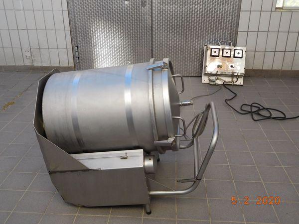Tumbler Vacuummasieranlage