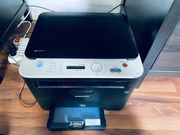 Samsung CLX 3185 Laserdrucker Kopierer