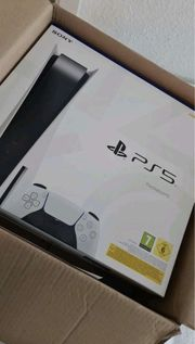 PlayStation 5 Disk Version Neu