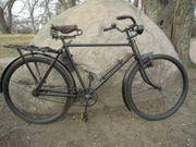 Truppenfahrrad Wehrmachtsfahrrad WK2 Oldtimer Fahrrad