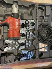 Ridgid Pressmaschine RP 340