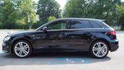Audi A3 Quattro S-Line mit