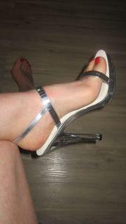 sexy Pleaser Plateau High Heels