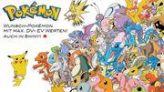 Pokémon nach Wunsch - Max DV