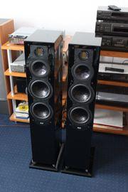 Elac FS-249 Black Edition Highend