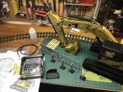 Hydraulik Bagger CAT 345D Wedico