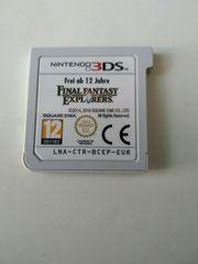 Nintendo 3DS Final Fantasy Explorers