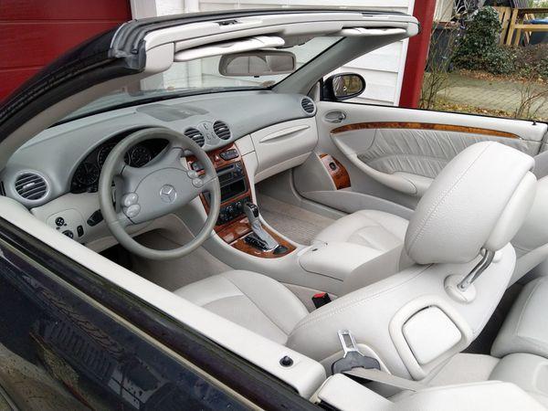 Mercedes CLK 200 Cabrio Elegance