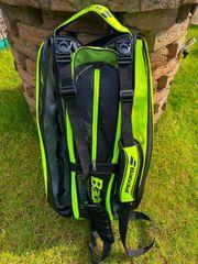 Babolat Pure Aero 6er-Tennistasche gelb
