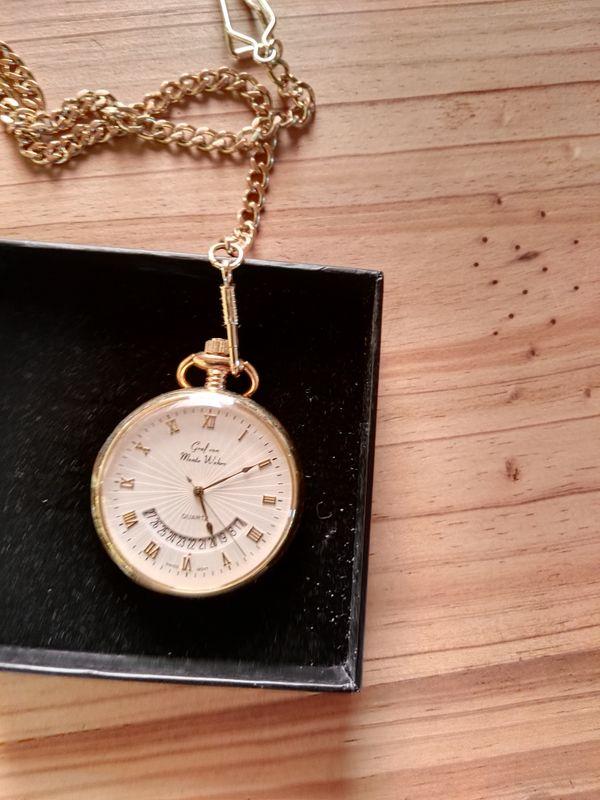 Taschen-Uhr