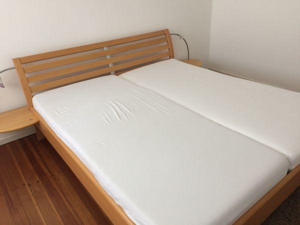 Doppelbett 1 80 x 2