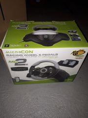 Xbox 360 Lenkrad Pedale