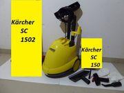 Kärcher SC 1502 Dampfreiniger Reinigung