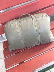 Verkaufe Schlafsack mit Tasche
