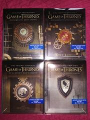 Game of Thrones Staffel 1-4