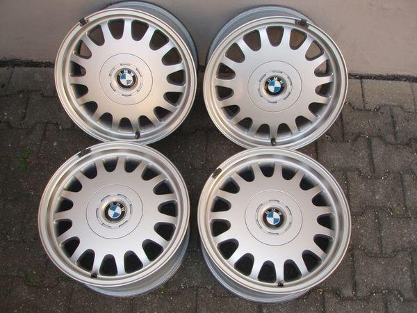 Orginal BMW Alufelgen 7 5