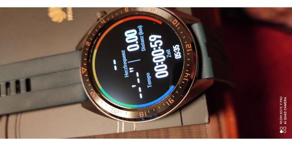 Smart--watsch-Huawei GT