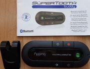 SuperTooth Buddy Freisprecheinrichtung Bluetooth Visier