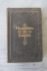 P Leonhard Goffine Handpostille