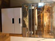 Nagarium Terrarium Mäuse Wüstenrennmäuse Schlangen