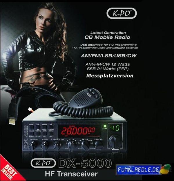 CB Amateurfunk KPO DX 5000