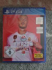 FIFA 20 PS4 OVP