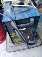 Praktiker Schutzgas Schweißgerät MIG 150
