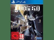 Judgment PS4 - Versand möglich