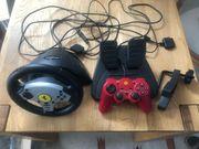 PlayStation PS 1 2 thrustmaster