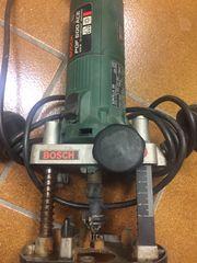 Bosch Fräse Oberfräse POF 600