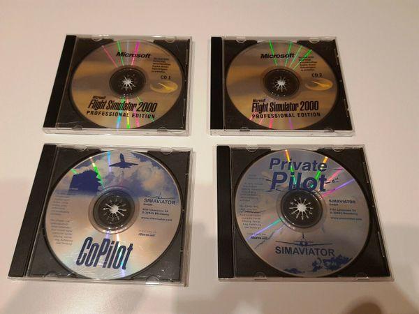 Microsoft Flight Simulator 2000 Professional