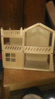 Puppenhaus Holz