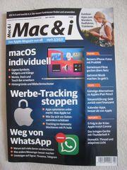 Magazin Mac i April Mai 2021