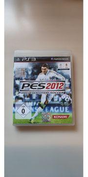 PES 2012 für PS3