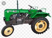 Suche kleinen reperaturbedürftigen Traktor