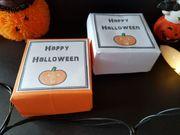 ENDSPURT -- Mini-Überraschungsboxen für Halloween