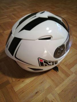 Motorrad-Helme, Protektoren - Motorradhelm IXS 275 night