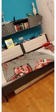 Jugend Teenager Bett