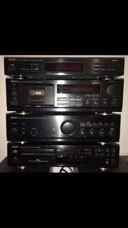 Stereoanlage von Denon Lautsprecher