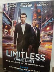 Limitless Ohne Limit DVD