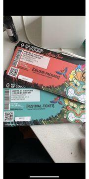 Festival Karten
