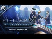 STELLARIS FEDERATIONS PC-Spiel STEAM SPACE