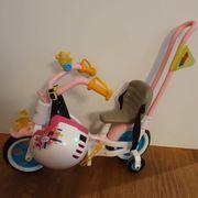 Cooles Baby Born Fahrrad Helm